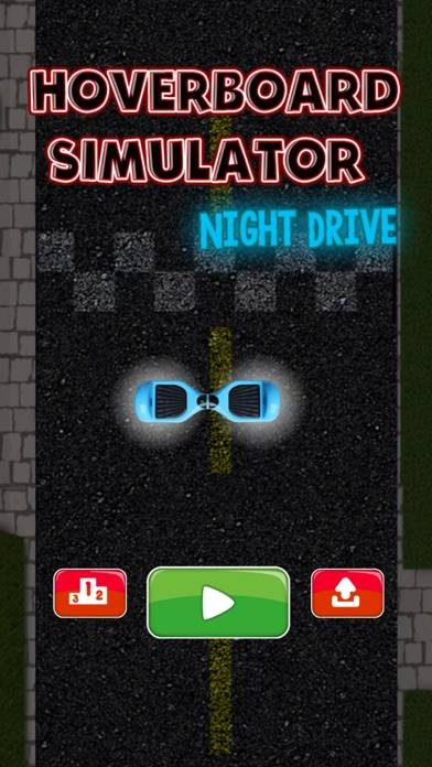 Hoverboard Simulator iPhone Screenshot