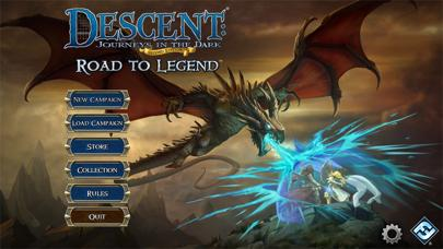 Road to Legend iPhone Screenshot