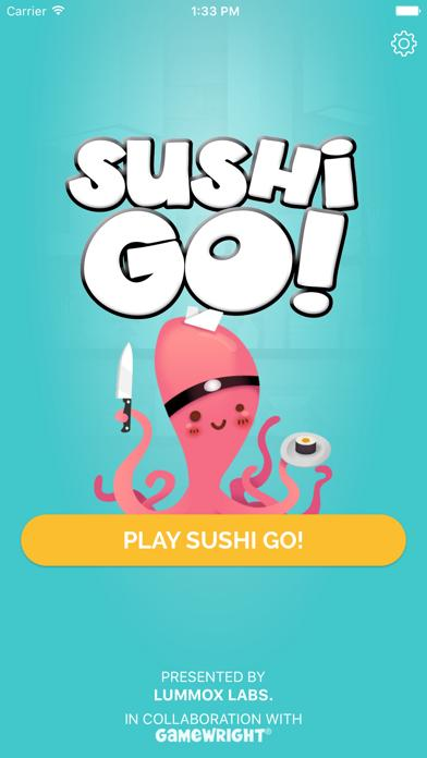 Sushi Go! iPhone Screenshot