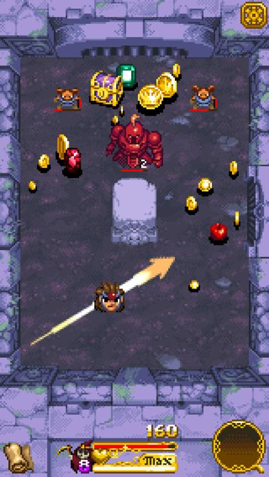 Treasure Buster iPhone Screenshot