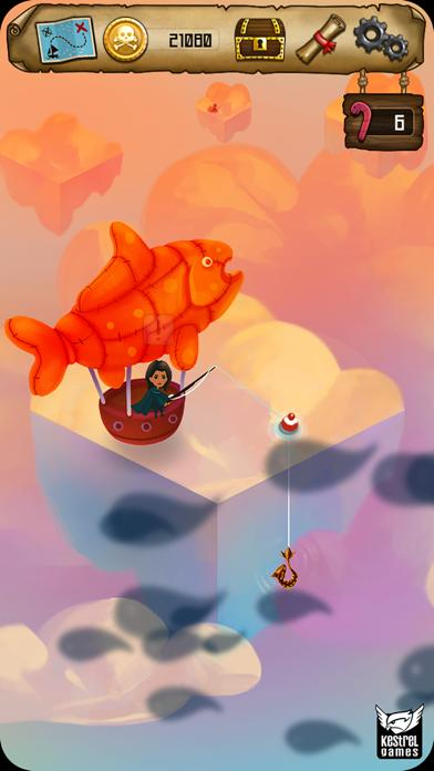 Rule with an Iron Fish iPhone Screenshot