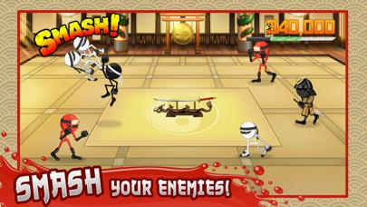 Stickninja Smash iPhone Screenshot