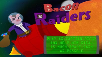 Bacon Raiders iPhone Screenshot