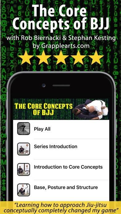BJJ Concepts screenshot 1