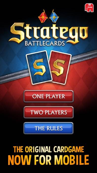 Stratego Battle Cards iPhone Screenshot