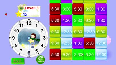 ClockEliminate iPhone Screenshot