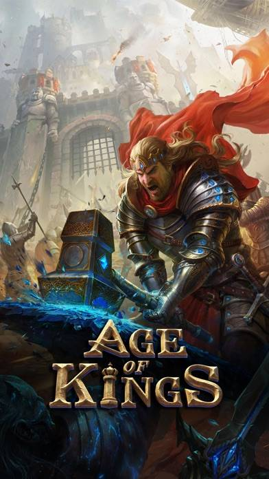 Age of Kings: Skyward Battle iPhone Screenshot