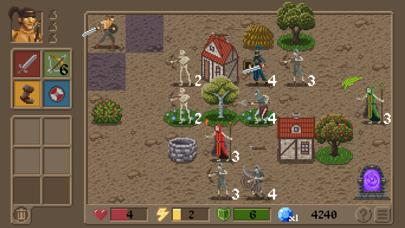 Rogue Knight: Infested Lands iOS