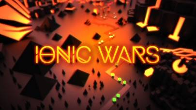 Ionic Wars iPhone Screenshot