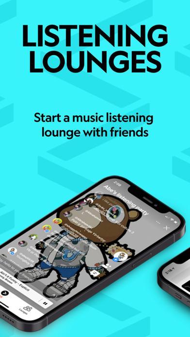 Vertigo Music: stream together live screenshot 1