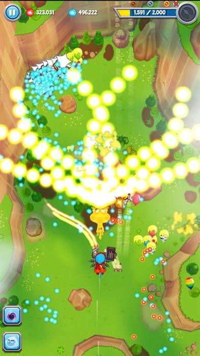 Bloons Supermonkey 2 screenshot 1