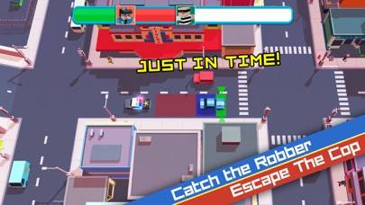 High Speed Police Chase! iOS