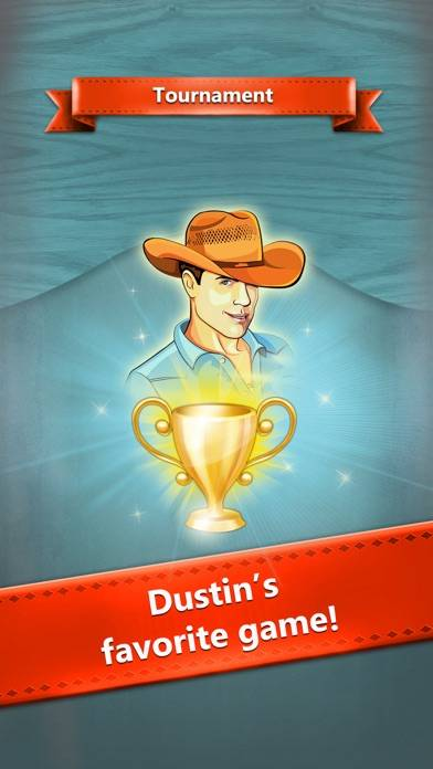 Dustin Lynch Solitaire iPhone Screenshot