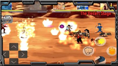 Kung Fu Little Fighters iPhone Screenshot