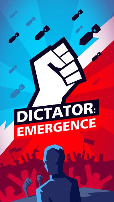 Dictator: Emergence iPhone Screenshot