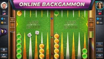 Backgammon iOS