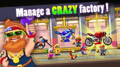 Motor World: Bike Factory screenshot 1