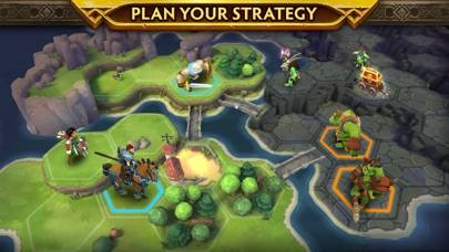 Warlords iPhone Screenshot