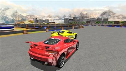 Super Sports Car Racing PRO iPhone Screenshot
