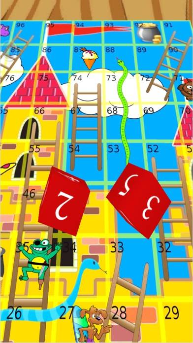 Snakes and Ladders Pro iPhone Screenshot
