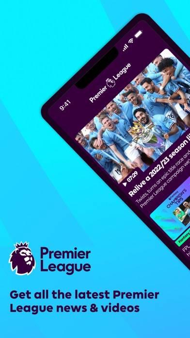 Premier League screenshot 1