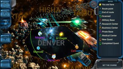 Space Rangers: Quest screenshot 1