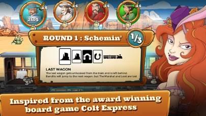 Colt Express screenshot 1