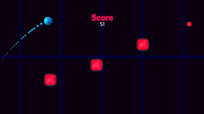 Bouncing Ball Reaction Time iPhone Screenshot