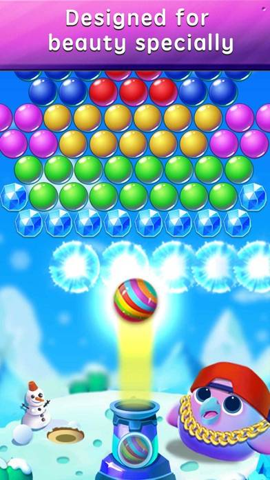 Bubble Shooter iPhone Screenshot