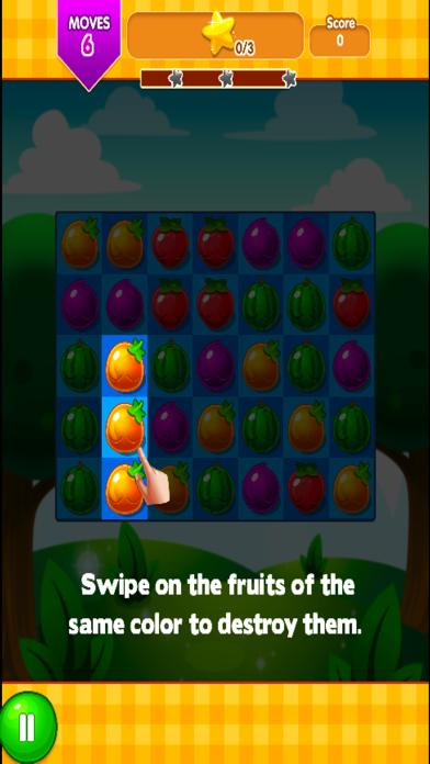 Fruit Juice Match iPhone Screenshot