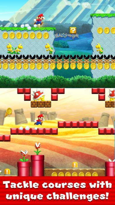 Super Mario Run screenshot 1