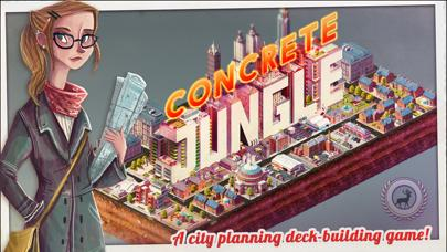 Concrete Jungle iPhone Screenshot