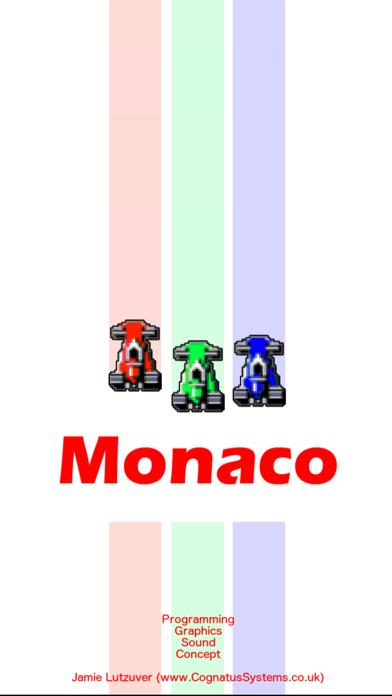 Super Monaco for iPhone iPhone Screenshot