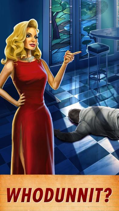Clue: The Classic Mystery Game screenshot 1