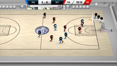 Stickman Basketball 2017 screenshot 2