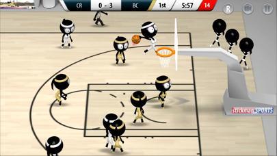 Stickman Basketball 2017 screenshot 3