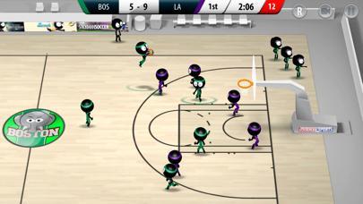 Stickman Basketball 2017 screenshot 4