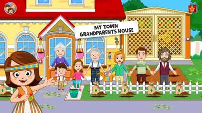 My Town : Grandparents screenshot 1