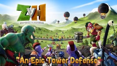 ZvH Zombies vs Humans Game