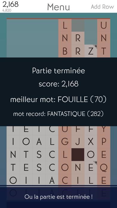 SpellTower Français screenshot 4