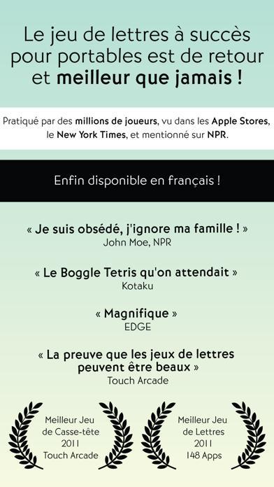 SpellTower Français screenshot 5