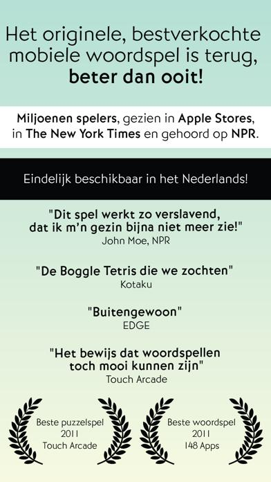 SpellTower Nederlands screenshot 5