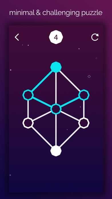 Linq  Minimal and Aesthetic Puzzle Game