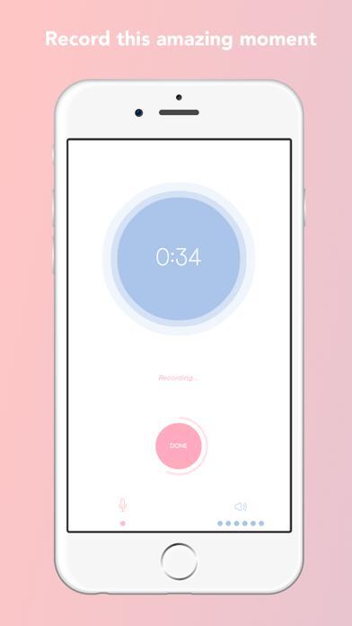 Shell - Baby's First Heartbeat Listener screenshot 3