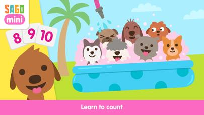 Sago Mini Puppy Preschool screenshot 1