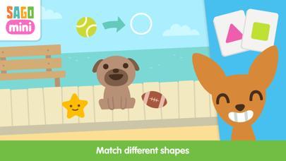 Sago Mini Puppy Preschool screenshot 2