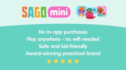Sago Mini Puppy Preschool screenshot 5