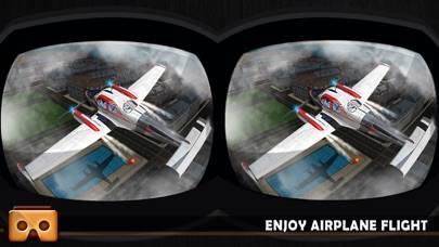 VR Airplane Flight Sim 2017 screenshot 1