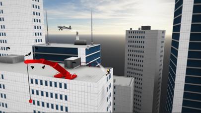 Stickman Base Jumper 2 screenshot 1
