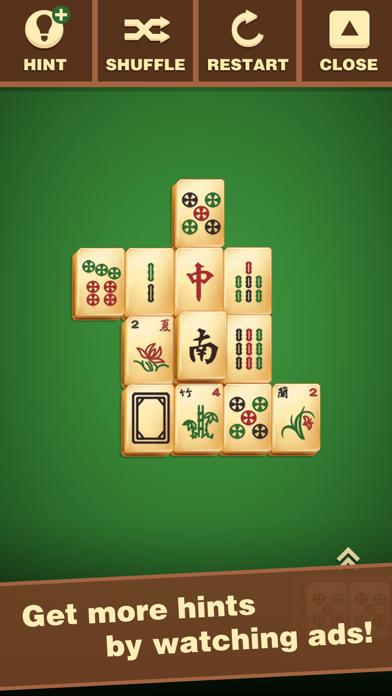 plus Mahjong plus iPhone Screenshot